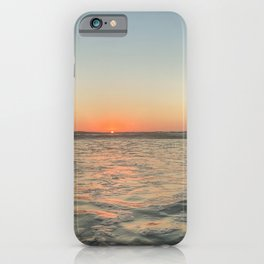 Generic Pacific Sunset iPhone Case
