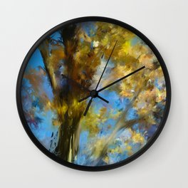 Seclusion Delusion Wall Clock