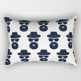 Hats pattern Rectangular Pillow