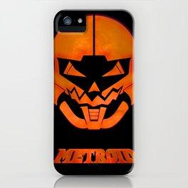 Metroid III iPhone Case