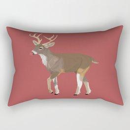 Rudolph Rectangular Pillow