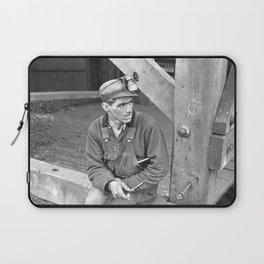 Kentucky Coal Miner Laptop Sleeve