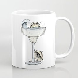 Summer Cocktail Coffee Mug
