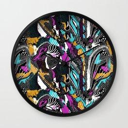 NEW TRIBE Wall Clock
