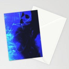 Blue Lady Stationery Cards