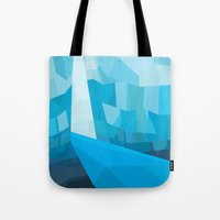 superheroes Tote Bags featuring Superheroes SF by Joe Van Wetering