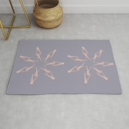 Pastel XMas Design I Rug
