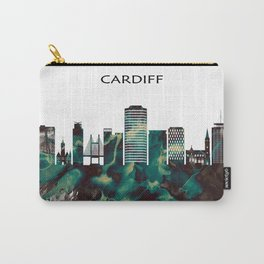 Cardiff Skyline Carry-All Pouch