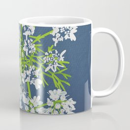 Butterfly on a Flower Coffee Mug
