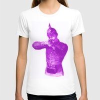 soldier T-shirts featuring Pink Soldier by Connor Resnick