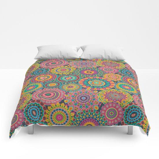Kaleido-Eden colors Comforters