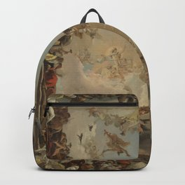 Allegory of the Planets and the Continents by Giovanni Battista Tiepolo Backpack