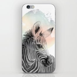 Zebra // Dreaming iPhone Skin
