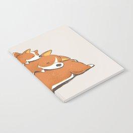 Comfy Bed - CORGI Notebook