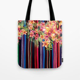 Florid Mexican Tote Bag