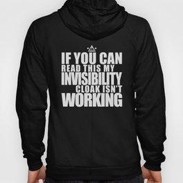 Invisibility Cloak Hoody