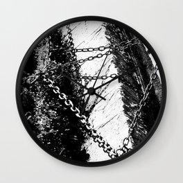 Chain Wall Clock