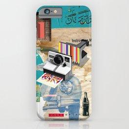 Colors In Progress iPhone Case