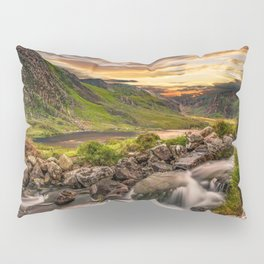 Tryfan and Llyn Ogwen Snowdonia Pillow Sham
