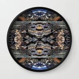 sophrosyne Wall Clock