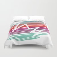 jazz Duvet Covers featuring JAZZ by Terminal Opacity