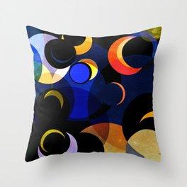 STARRY NIGHT 2 Throw Pillow