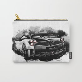 Pagani Huayra BC Carry-All Pouch