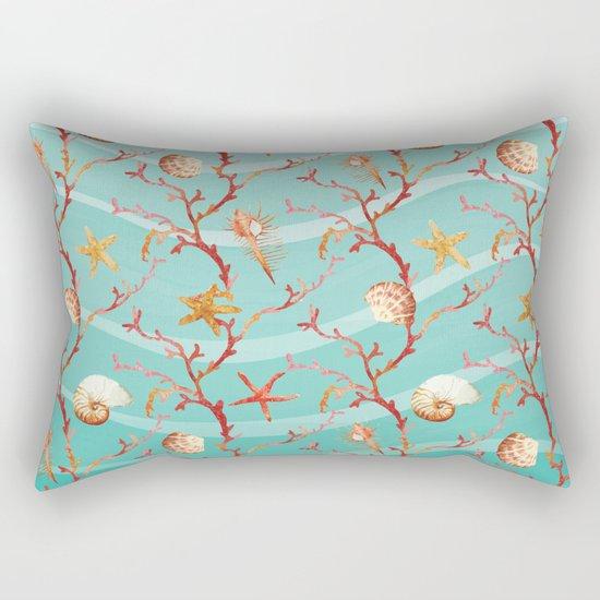 Marine Pattern 11 Rectangular Pillow