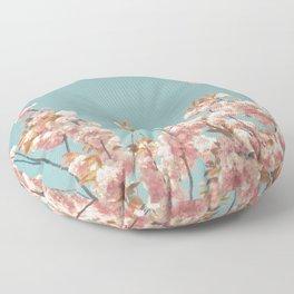 In Bloom Floor Pillow