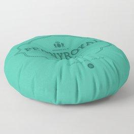 Pennyroyal Tea Floor Pillow