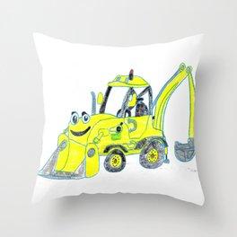 Scoop Throw Pillow