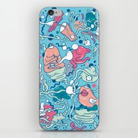 bubble iPhone & iPod Skins featuring bubble by Anukun Hamala (NHD)
