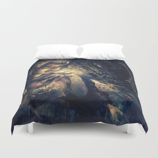 Not Alone Duvet Cover