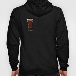 I do crafts - Dark craft beer Hoody
