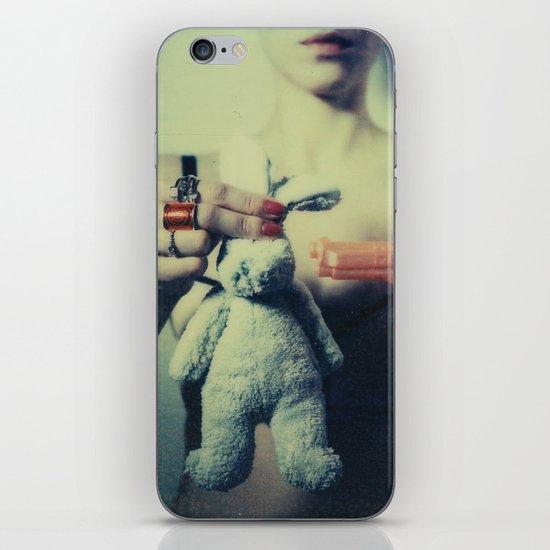 The Bunny iPhone & iPod Skin