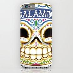 Sugar skull Slim Case iPhone 6s