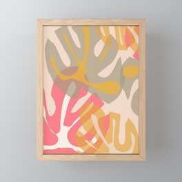Tropical Wishes Framed Mini Art Print
