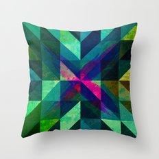 X Marks the Spot Throw Pillow