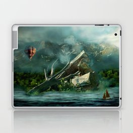 the high flyer Laptop & iPad Skin