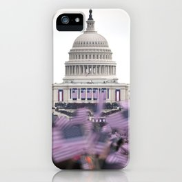 United States Presidential Inauguration iPhone Case