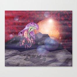 Demon Zilu Canvas Print