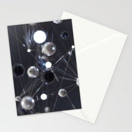 Metric Thread  Stationery Cards