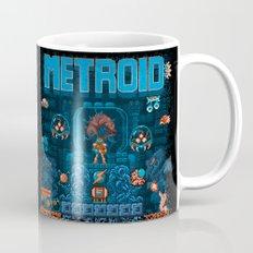 Metroids Coffee Mug