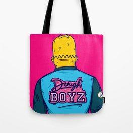 Dough Boyz Tote Bag