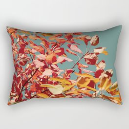 October Breeze Rectangular Pillow