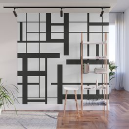 Lines #3 Wall Mural
