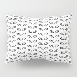 BX Feral Cat Care - Cat Eye Pillow Sham
