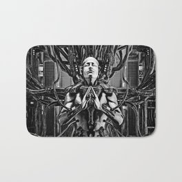 Soul of the Machine Bath Mat