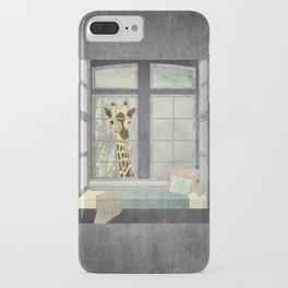 Bay Window Giraffe iPhone Case
