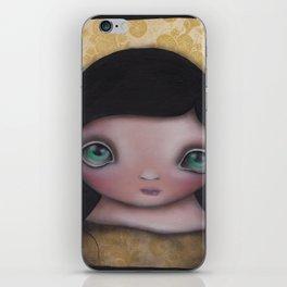 Emilia iPhone Skin